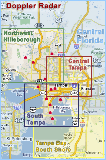 FLDorg Weather Doppler Radar For Tampa Bay - Tampa bay doppler weather